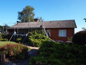 Tommy och jerry tak och fasad
